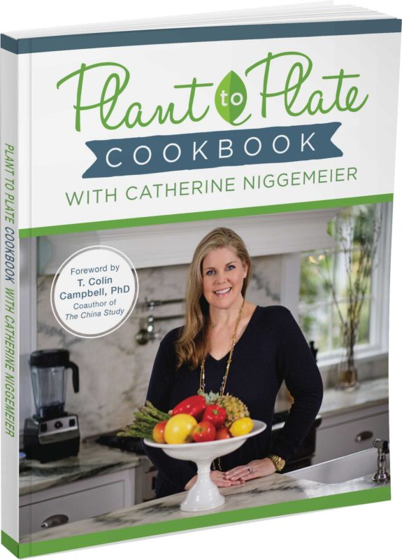 Plant to Plate Cookbook